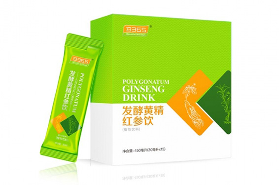 B365 Polygonatum Ginseng Drink